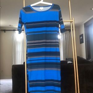 LLR Julia XS Blue Stripes
